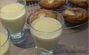 crème dessert chocolat blanc au thermomix les délices de capu