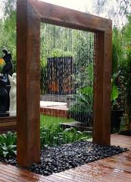 Interior Designs : Elegant Outdoor Decoration Idea With Glass ... Garden Creative Pond With Natural Stone Waterfall Design Beautiful Small Complete Home Idea Lawn Beauty Landscaping Backyard Ponds And Rock In Door Water Falls Graded Waterfalls New For 97 On Fniture With Indoor Stunning Decoration Pictures 2017 Lets Make The House Home Ideas Swimming Pool Bergen County Nj Backyard Waterfall Exterior Design Interior Modern Flat Parks Inspiration Latest Designs Ponds Simple Solid House Design And Office Best