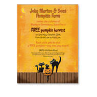 Free Halloween Flyer Templates by Halloween Paper U0026 Printable Party Invitations Paperdirect
