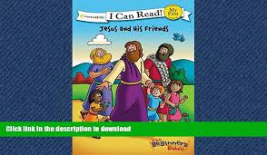 Audiobook The Beginner S Bible Jesus And His Friends I Can Read On Book