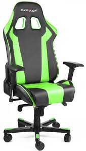 DXRacer King Series Black/Green Gaming Chair | Gaming Chairs ... Vertagear Series Line Gaming Chair Black White Front Where Can Find Fniture Luxury Chairs Walmart For Excellent Recliner Best Computer Top 26 Handpicked Sharkoon Skiller Sgs2 Level Up Cougar Armor Video Game For Sale Room Prices Brands Which Is The Xbox One In 2017 12 Of May 2019 Reviews Gameauthority Webaround Green Screenprivacy Screen Perfect Streamers Snakebyte Fortnite Akracing Xrocker Gaming Chair Ps4 One Hardly Used Portsmouth