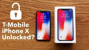 T Mobile iPhone X Does it e Factory Unlocked
