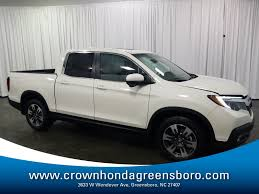 100 Trucks For Sale Greensboro Nc New 2019 Honda Ridgeline RTLT FWD In NC