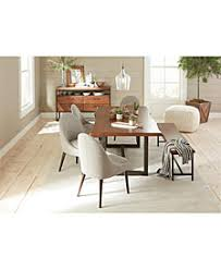 Everly Live Edge Dining Furniture Collection Created For Macys