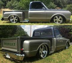 Please Post 67-72 Black Trucks Here - Page 3 - The 1947 - Present ... 6772 Chevy Truck Seat Cover Ricks Custom Upholstery 1967 C10 22 Inch Rims Truckin Magazine Are You Fast And Furious Enough To Buy This 67 383 Stroker Engine Chevrolet Ck 10 For Sale Classiccarscom Cc909965 1966 Short Bed C14 V8 66 65 64 Hot Rod Rat Billet Alinum 5 Vane Ac Vents With Black Bezel 72 Interior My Stepside Ricekiller White Trucks Fresh Snow On 24rims In Eccentric Mike Partykas Slamd Mag The 1970 Page What Problems To Look In Chevygmc Pickups