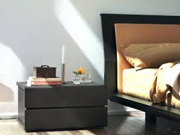Malm Low Bed by Low Bedside Tables U2013 Onne Co