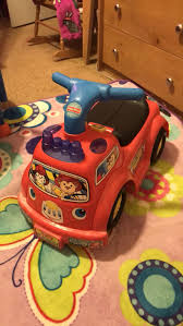 100 Fisher Price Fire Truck Ride On Find More Along For Sale At Up To 90 Off
