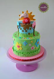 peppa pig cake decorations peppa pig cake by miettes cakes cake decorating daily
