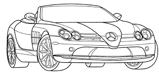 Innovative Car Coloring Sheets Best Design