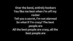 Melanie Martinez Mad Hatter Lyrics