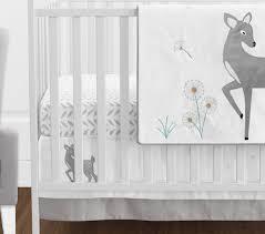 Sweet Jojo Designs Crib Bedding by Deer Crib Bedding Creative Ideas Of Baby Cribs