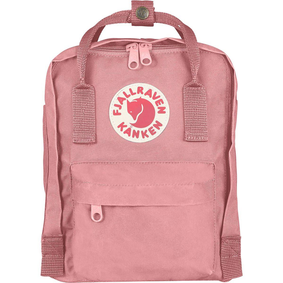 Fjallraven Kanken Mini Backpack, Pink