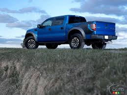 2012 Ford F-150 SVT Raptor SuperCrew | Car Reviews | Auto123