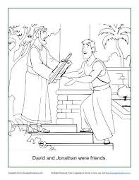 Bible Coloring Page For Kids