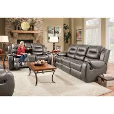 titan living room reclining sofa loveseat steel 71407