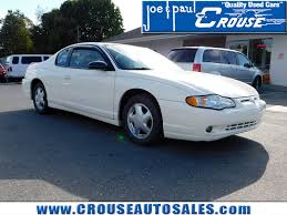 2005 Chevrolet Monte Carlo For Sale Nationwide - Autotrader