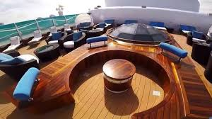 Disney Dream Deck Plan 10 by Disney Cruise Video Ship Tour Of Concierge Areas Youtube