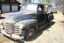 Chevrolet Pickup (1951 – Curry) | Troy's Tractors