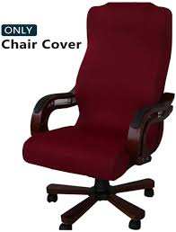 WOMACO Office Chair Cover, Computer Office Chair Covers Universal Boss  Chair Covers Modern Simplism Style High Back Chair Slipcover (1-Wine Red,  ... Amazoncom 6 Pcs Santa Claus Chair Cover Christmas Dinner Argstar Wine Red Spandex Slipcover Fniture Protector Your Covers Stretch 8 Ft Rectangular Table 96 Length X 30 Width Height Fitted Tablecloth For Standard Banquet And House 20 Hat Set Everdragon Back Slipcovers Decoration Pcs Ding Room Holiday Decorations Obstal 10 Pcs Living Universal Wedding Party Yellow Xxxl Size Bean Bag Only Without Deisy Dee Low Short Bar Stool C114 Red With Green Trim Momentum Lovewe 6pcs Nordmiex Spendex 4 Pack Removable Wrinkle Stain Resistant Cushion Of Clause Kitchen Cap Sets Xmas Dning