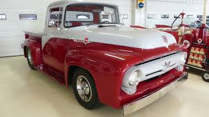 1956 Ford F-100 Stock # U13122 For Sale Near Columbus, OH | OH Ford ... 1956 Ford F100 Panel Hot Rod Network Classic Cars For Sale Michigan Muscle Old Ford F800 Alto Ga 977261 Cmialucktradercom Pickup Allsteel Truck Sale Hrodhotline 2door Pickup Big Back Window Original V8 Fordomatic Big Window Truck Project 53545556 Rides Pinterest Trucks And Trucks Coe Accsories 4clt01o1956fordf100piuptruckcustomfrontbumper