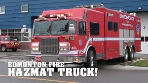 100 Hazmat Truck HAZMAT TRUCK Edmonton Fire HazMat 2 NEW Pump 10 Ladder 10