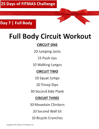 25 best 25 Days of FITMAS Workout Challenge images on Pinterest