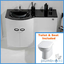 L Shaped Bathroom Vanity Unit by Bathroom Vanity Units With Basin And Toilet U2022 Bathroom Vanity