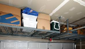 Ceiling Material For Garage by Attitude Garage Wall And Ceiling Storage Racks