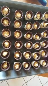 kleine kuchen im waffelbecher backen dorfmama de