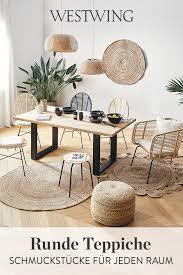 runde teppiche für jeden wohnstil westwing haus deko