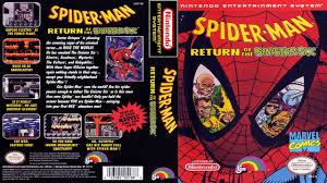 NES Spider Man
