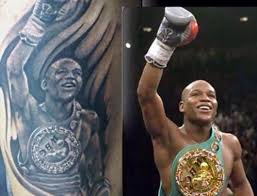 Floyd Mayweather Shares Unbelievable Series Of Tribute Tattoos His Most Adoring Fans Sent Him Photos