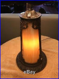 Duffner And Kimberly Lamp Base by August 2017 Slag Glass Lamp Page 2