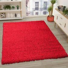 wohnraum teppiche in rot günstig kaufen ebay