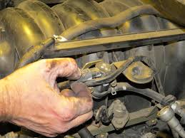 Replace The Valve On A by How To Replace The Starter Nissan Titan Nissan Titan Forum
