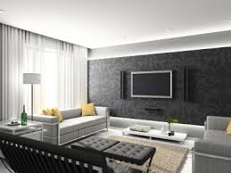 contemporary curtains ceiling mounted behind a pelmet or
