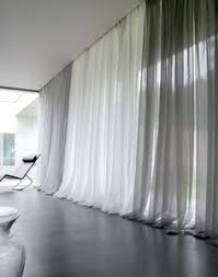 Searsca Sheer Curtains by Sheer Linen Curtains I Would Love Something Like This In My