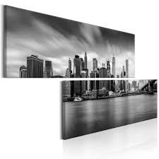 bilder drucke wohnzimmer wandbild new york skyline stadt
