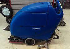 clarke floor scrubber focus ii clarke floor scrubber ebay
