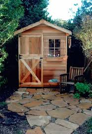 Shelterlogic Shed In A Box 6x6 by Cedarshed Gardener 6x6 Shed G66 Free Shipping