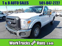 100 Used Work Trucks And Vans Inventory