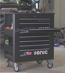 100 Service Truck Tool Drawers Sonic S USA Protools Sonic S10 Box Equipment Sockets Storage
