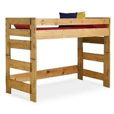 Trendwood Bunk Beds by Bunkhouse Twin Loft Bed 4730 Tloft S Afw