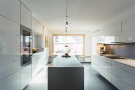 küche nach maß mit mittelblock klocke möbelwerkstätte gmbh