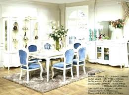 Country French Dining Table Room Chairs Living Set Style