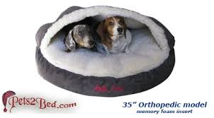 Cozy Cave Dog Bed Xl by Luxury Cozy Cave Dog Bed