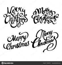 2011 Vector Christmas Tree Font With Green Fir And Baubles Royalty