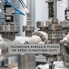 technicien bureau d ude thermique technicien bureau d études en génie climatique h f bureau d étude