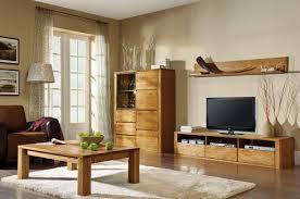 easy möbel wohnzimmer komplett set i jussara 4 teilig teilmassiv farbe bernstein