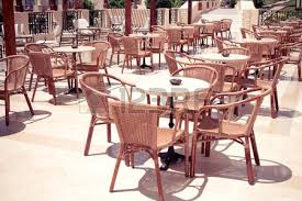 Sensational Cafeteria Outdoor Cafe Tables And Chairs Restaurant